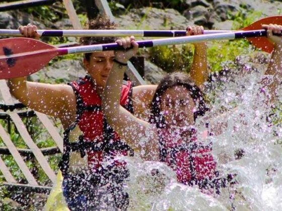Diferencias entre Piraguas y Canoas - Descenso del Sella - Los Cauces Multi Aventura