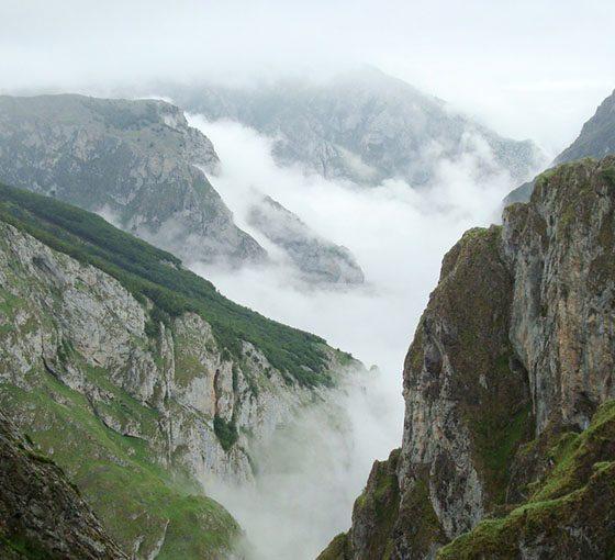 Septiembre en Asturias. Los Cauces MultiAventura