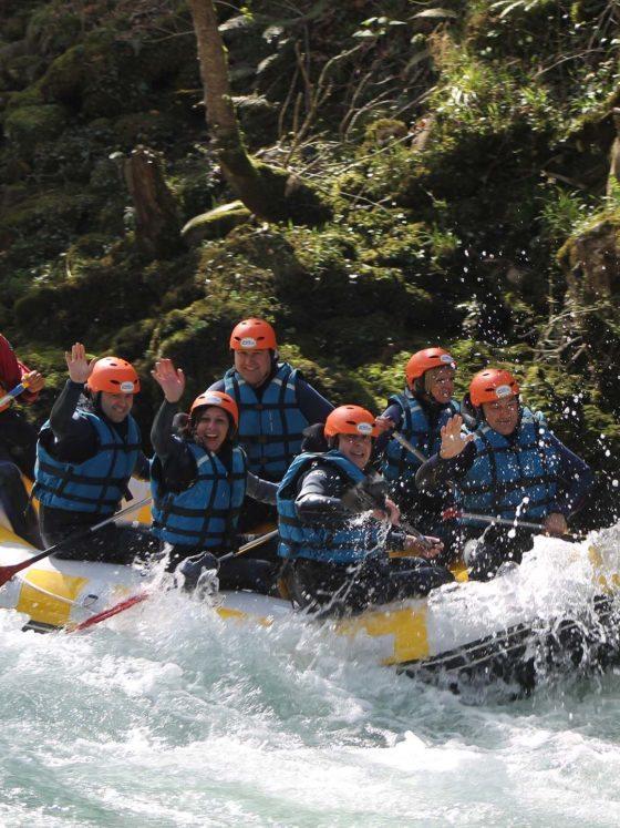 Rafting Sella