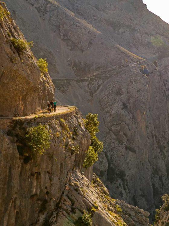 Los Cauces Ruta del Cares en Asturias
