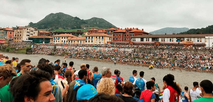 Fiesta Internacional Descenso del Sella 2021