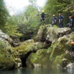 Viajes de fin de curso en Asturias - Los Cauces Multi Aventura