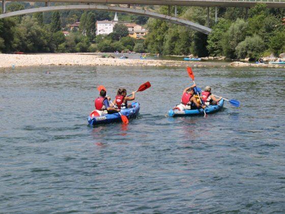La mejor oferta del Descenso del Sella en Asturias - Los Cauces MultiAventura